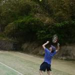 韓国ボランティア、テニス、悠合個展006