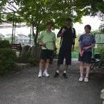 韓国ボランティア、テニス、悠合個展001