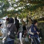 椿のみち復興支援ツアー開所式006