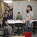 韓国ボランティア、テニス、悠合個展004