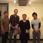 韓国ボランティア、テニス、悠合個展002